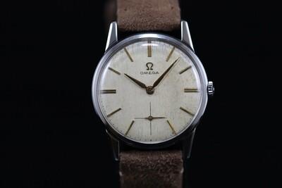 Omega Vintage Linen Dial 14713-4