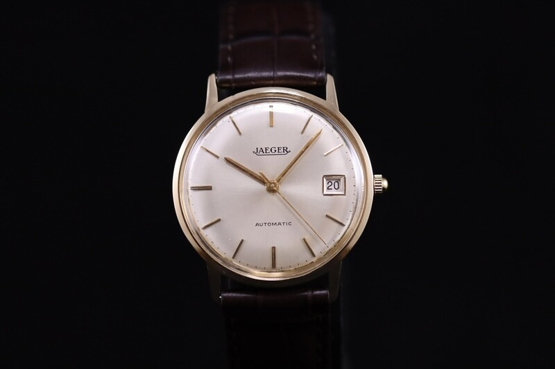 Jaeger Automatic Gold 18ct
