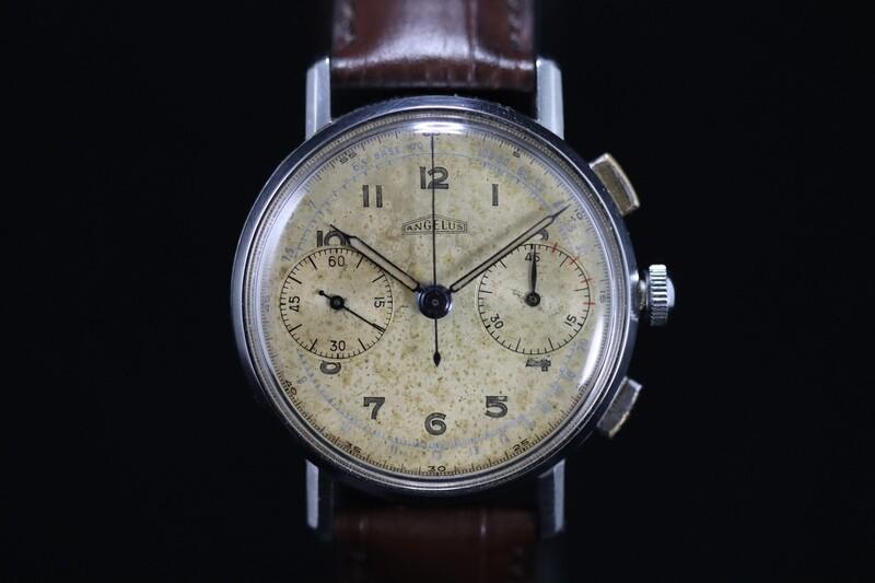 Chronograph Angelus