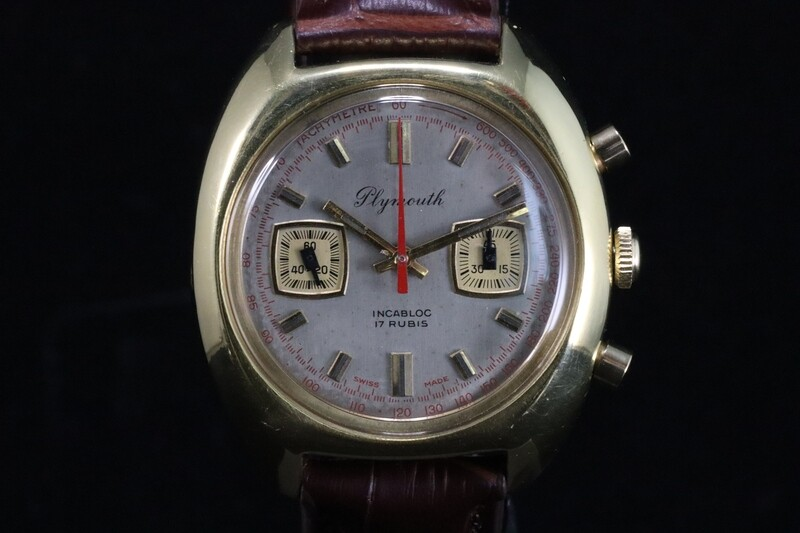 Chronograph Plymouth