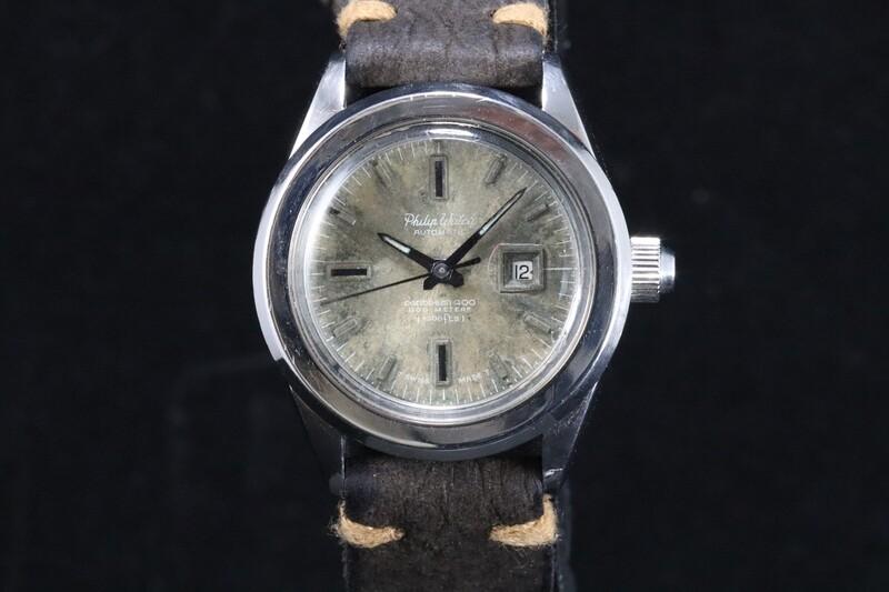 Rare Philip Watch Caribbean 400