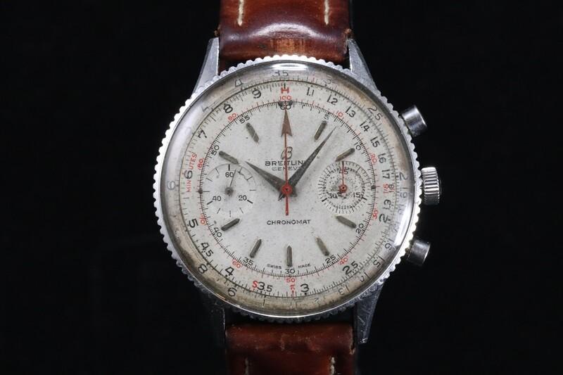 Breitling Chronomat 808 Vintage
