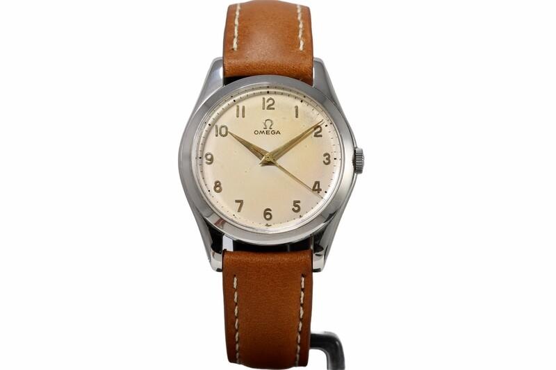 Omega Vintage 2504