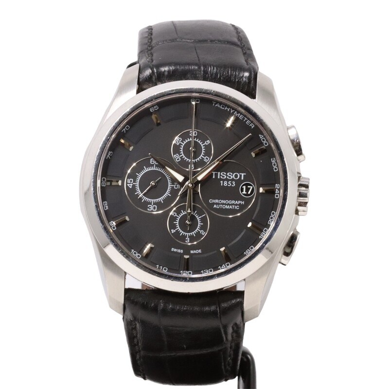 Tissot T-Classic Couturier Automatic Chronograph Full Set