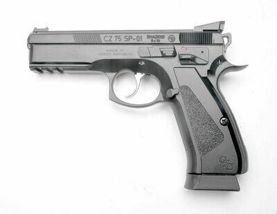 CZ SP-01 SHADOW 9MM CUSTOM