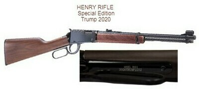 TRUMP 2020 HENRY LEVER ACTION