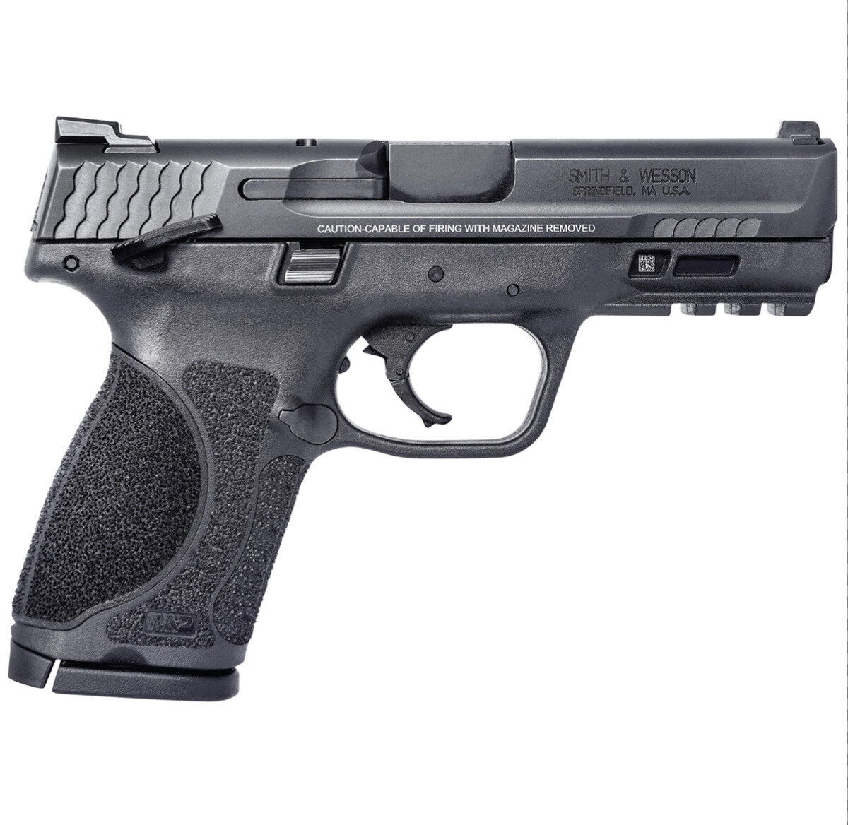 SMITH AND WESSON MP 9MM COMPACT