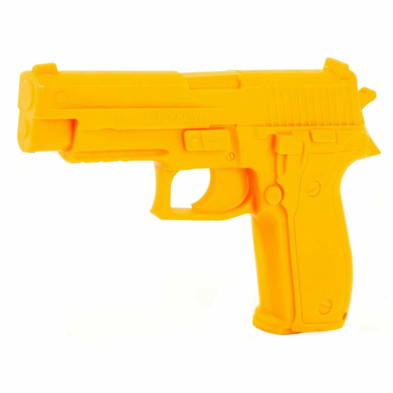 SIG SAUER 226 ORANGE GUN