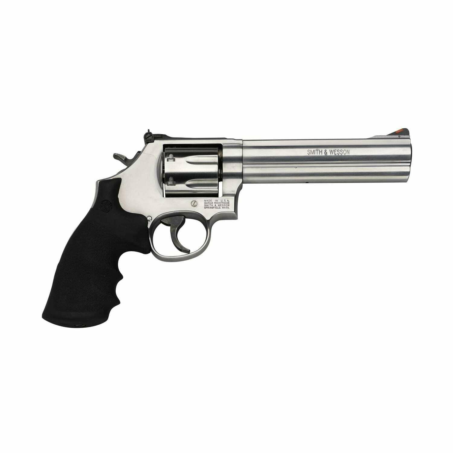 """SMITH AND WESSON 686 6"""" COMBAT MAGNUM"""