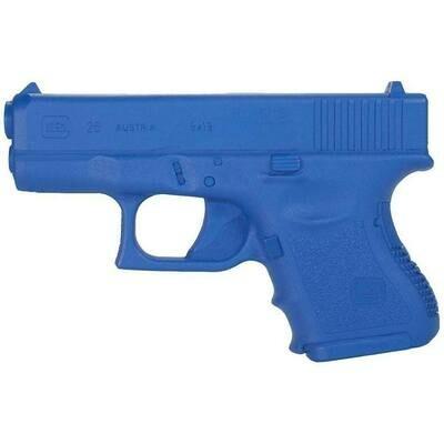 BLUE GUN GLOCK 26