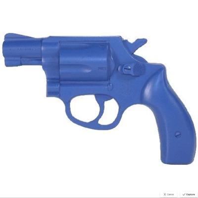 BLUE GUN J FRAME