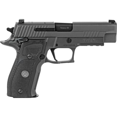 PRE-OWNED SIG SAUER P226 LEGION SERIES 9MM
