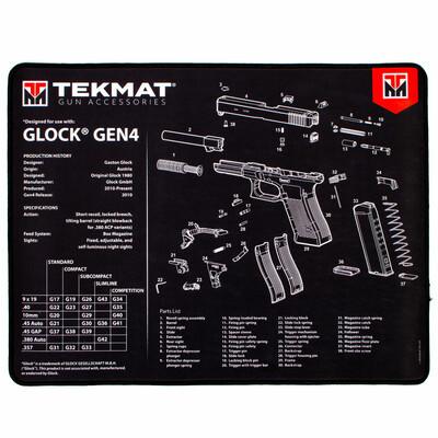 TEKMAT GLOCK PISTOL MAT