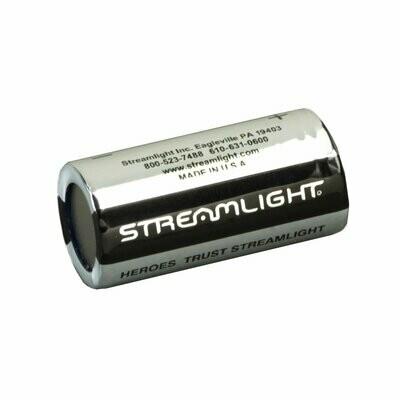 STREAMLIGHT LITHIUM 3 VOLT CR123