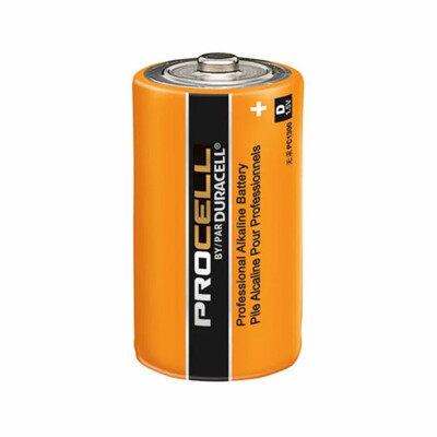 PROCELL D CELL BATTERY