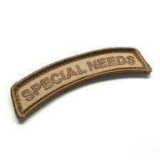 MSM SPECIAL NEEDS