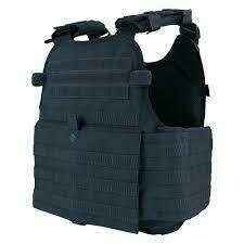 APEXX PLATE CARRIER BLUE MOLLE