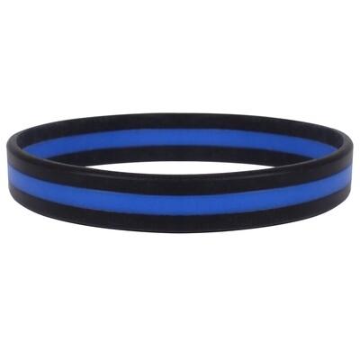 ROTHCO THIN BLUE LINE BRACELET