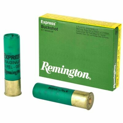 REMINGTON 12 GA 00 5RD