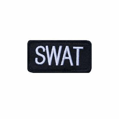 3 X 5.5 SWAT PATCHES