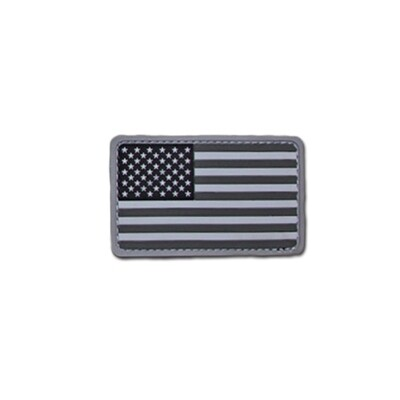 AMERICAN FLAG PATCH SWAT