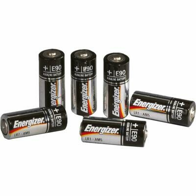 N CELL BATTERIES 6 PACK