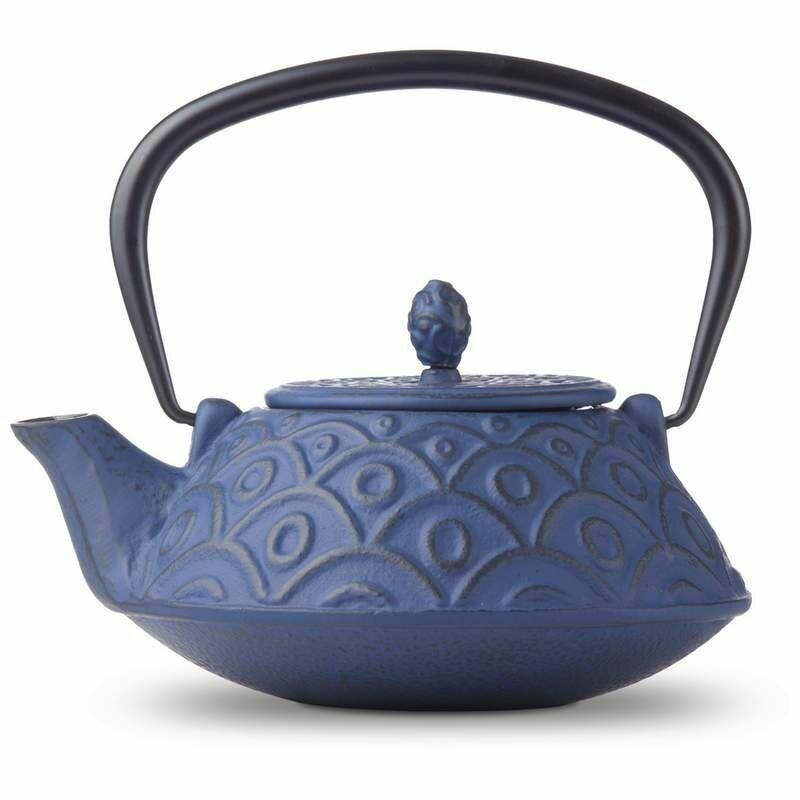 Cast Iron Tea Pot 30 Ounce - Chef's Secret®