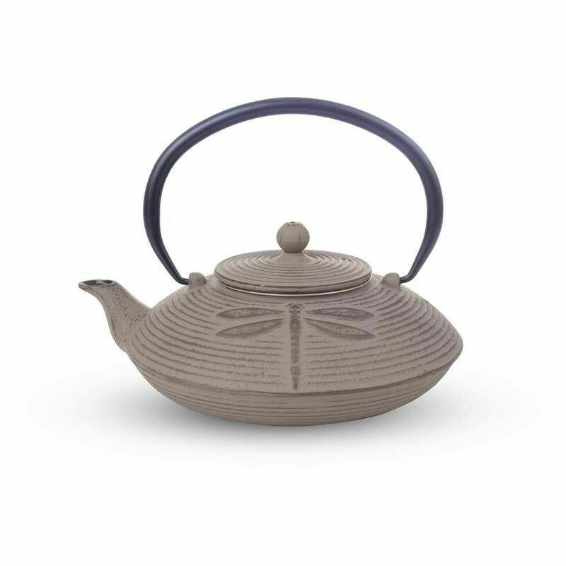 Cast Iron Tea Pot 27 Ounce - Chef's Secret®