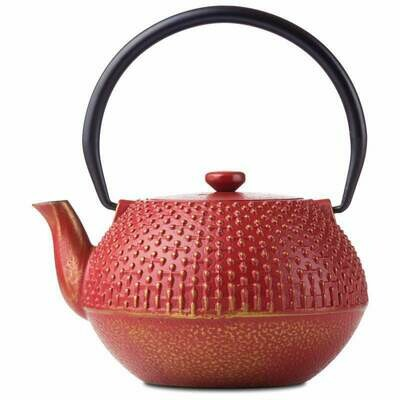 Cast Iron Tea Pot 33.8 Ounce - Chef's Secret®
