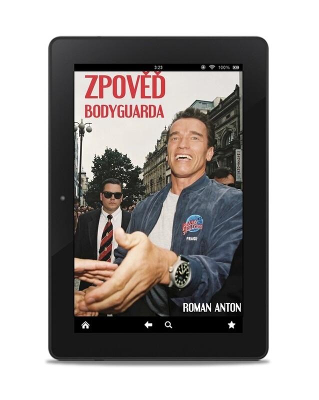 Zpověď Bodyguarda E BOOK