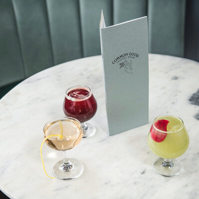 Free Spirited Cocktails (Non Alcoholic)
