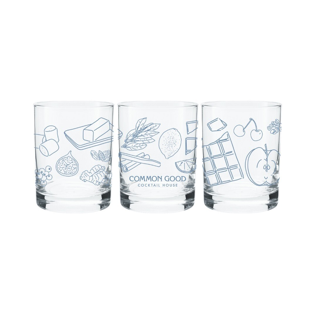 Common Good Old Fashioned Glass (Pre-Order)