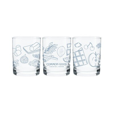 Common Good Seasonal Glass [Winter]