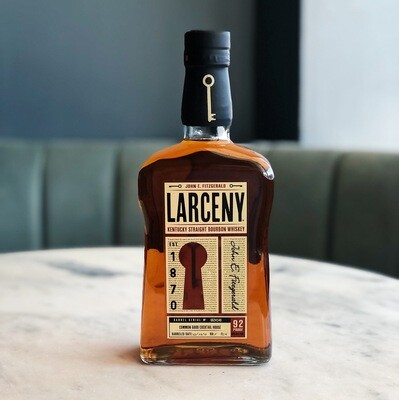 Larceny Kentucky Straight Bourbon - Common Good Barrel Select