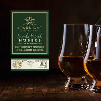 Starlight Calvados Finished Rye (Common Good Barrel Select)