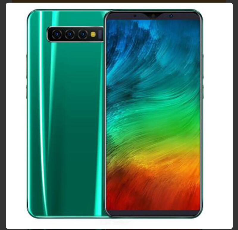 Android S10 UNLOCKED DUAL SIM CARD CELL PHONE