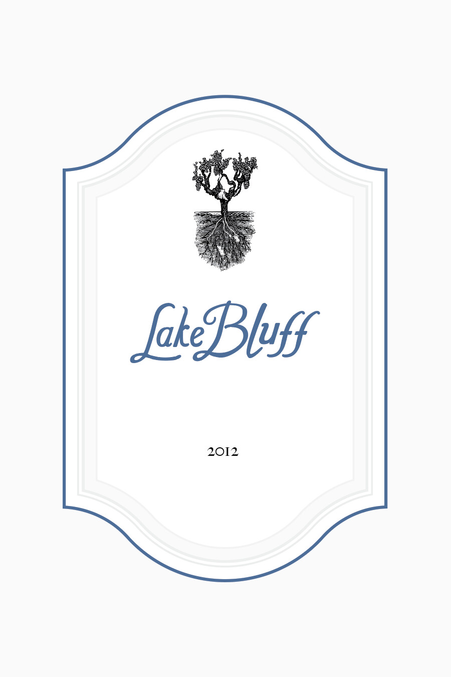 Friends of Lake Bluff Parks - 2012 Red Blend
