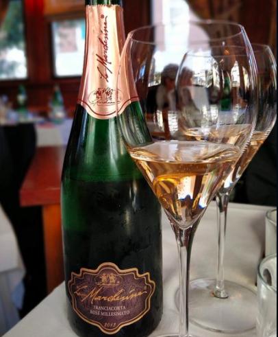 Le Marchesine Franciacorta Rose` Millesimato 2014