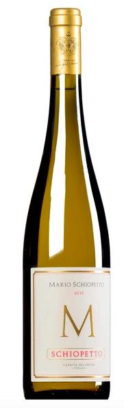 """Schiopetto Friulano """"M"""" 2016 (Friuli Venezia Giulia)"""