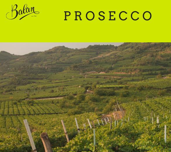 Balan Prosecco Doc 2019