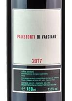 VALGIANO COLLINE LUCCHESI PALISTORTI DOC 2017 alc.13.5%