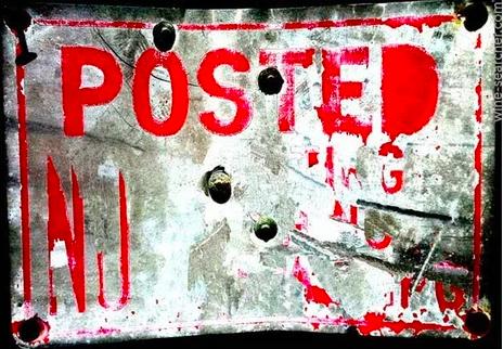 "ARGOT ""POSTED"" STEINER VINEYARD SONOMA SYRAH 2012"