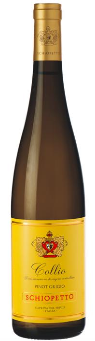 Schiopetto Collio Pinot Grigio 2016