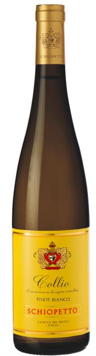 Schiopetto Collio Pinot Bianco 2016