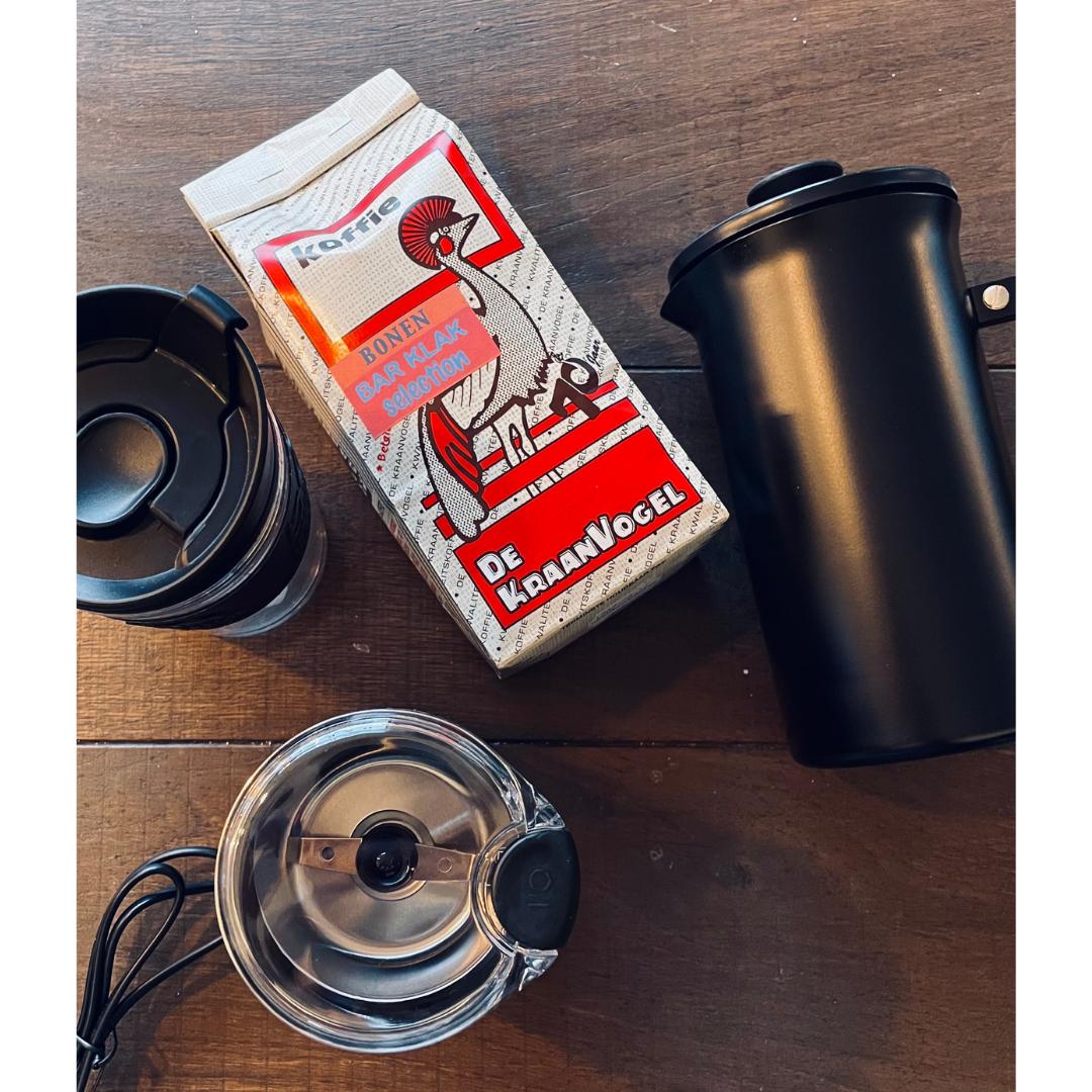BAR KLAK coffee at home box