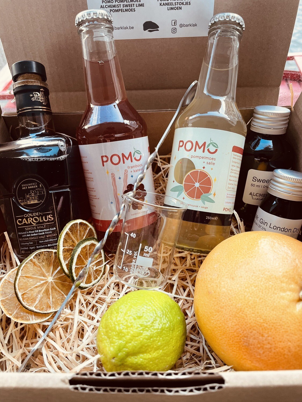 #2800 cocktailpakket by BAR KLAK