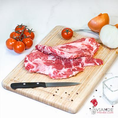 Pluma de Porc 100% Ibérique bellota - Origine Espagne