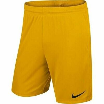 Senior Matchday Shorts