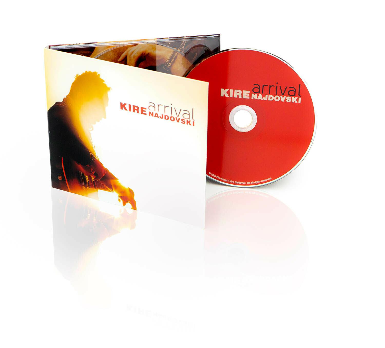 KNB's Debut Album Arrival. Hard copy CD