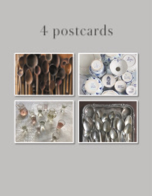 4 Postcards |  Sentimental Journal